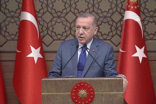 اردوغان تهدید به شروع عملیات نظامی در شمال سوریه کرد