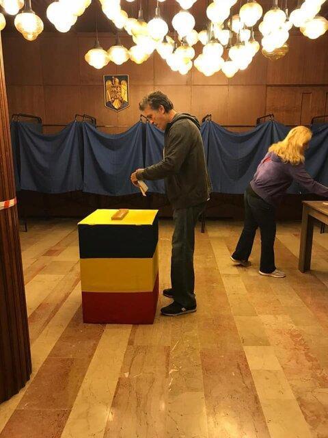 انتخابات ریاست جمهوری، امروز در رومانی