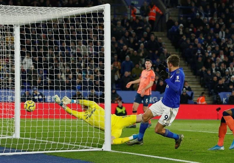 لیگ برتر انگلیس، منچستریونایتد در خانه متوقف شد، لسترسیتی فاصله اش با صدرنشین را یک رقمی کرد