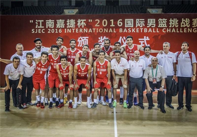 تیم ملی بسکتبال کشورمان به ایتالیا رسید