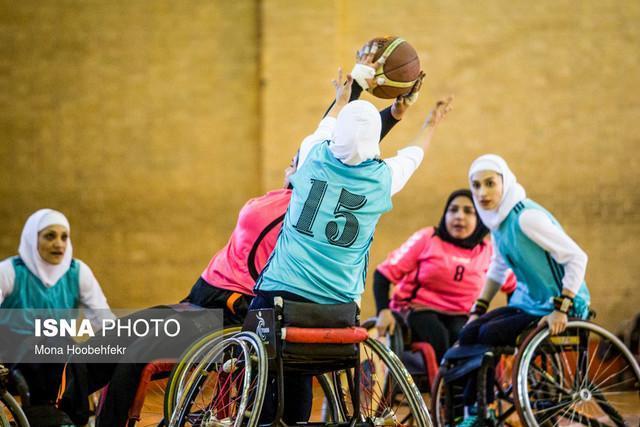 پیروزی تیم ملی بسکتبال باویلچر بانوان ایران برابر تایلند