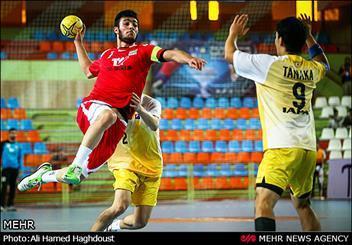 شیراز میزبان رقابت های هندبال قهرمانی جوانان آسیا شد