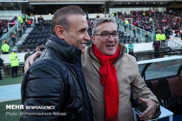 واکنش مدیرعامل پرسپولیس به احتمال بازگشت برانکو و انتخاب گل محمدی