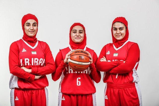 دومین پیروزی دختران بسکتبالیست در قهرمانی آسیا