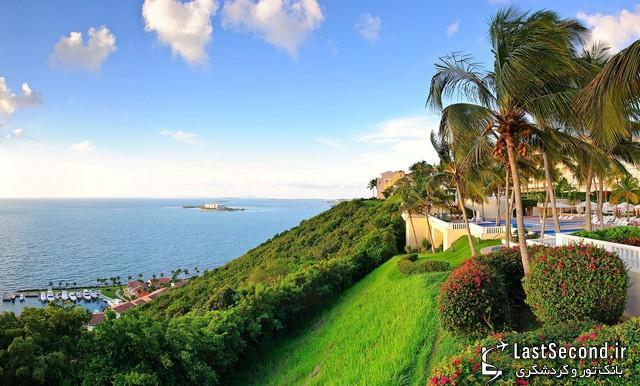 پورتوریکو، ارزانترین مقصد گردشگری دنیا