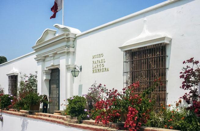 جاذبه های گردشگری و جاهای دیدنی پرو