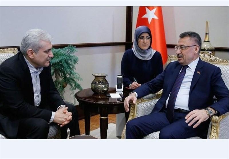 سفر ستاری به ترکیه و ملاقات با مقامات این کشور