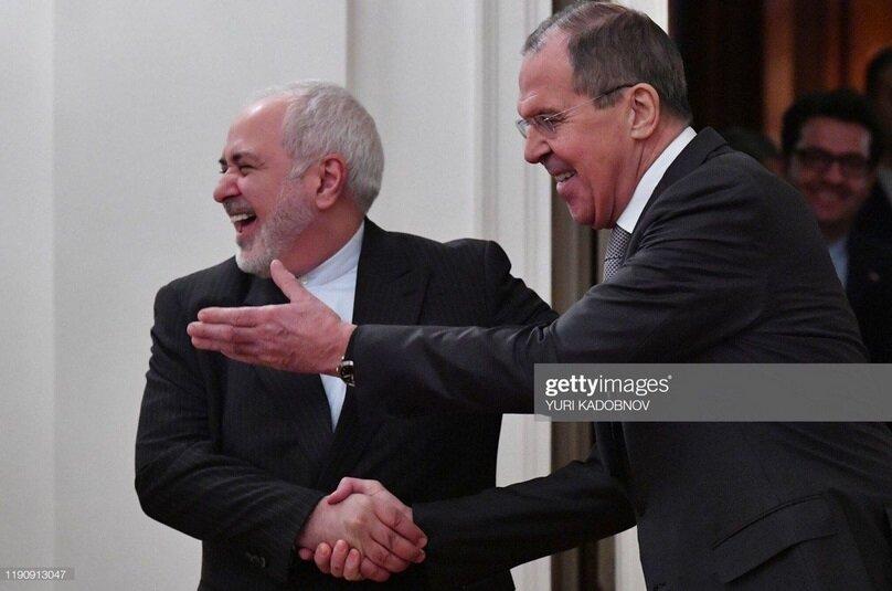 تصاویر، ظریف از پیشنهادهای مهم در روسیه اطلاع داد