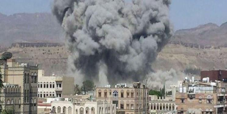 تداوم حملات ائتلاف سعودی به مناطق مسکونی در یمن