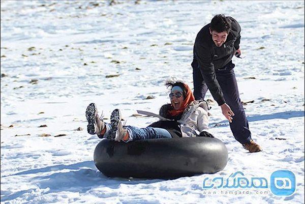 مقصد زمستانی محبوب ایرانی مورد بی مهری قرار گرفت