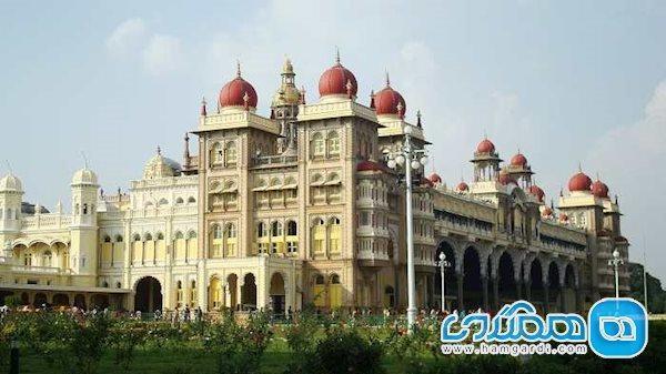 قصر میسور؛ زیبایی تاریخی در سرزمینی آسیایی