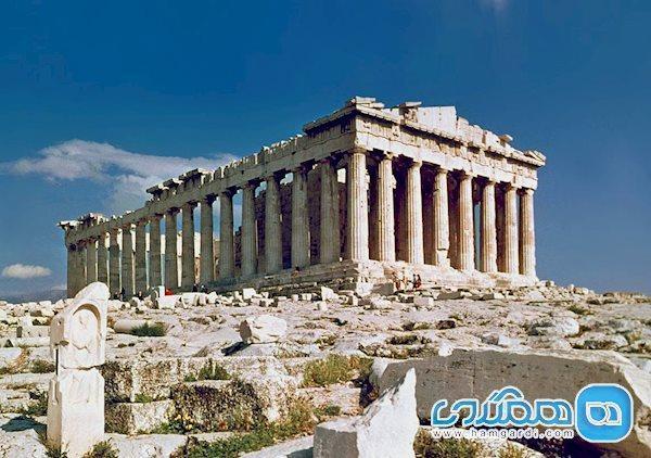 معبد پارتنون؛ زیبایی باشکوه در قلب آتن