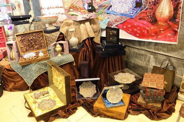 افزایش 10 درصدی صادرات صنایع دستی از همدان