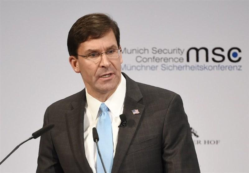 وزیر دفاع آمریکا و معاونش قرنطینه شدند