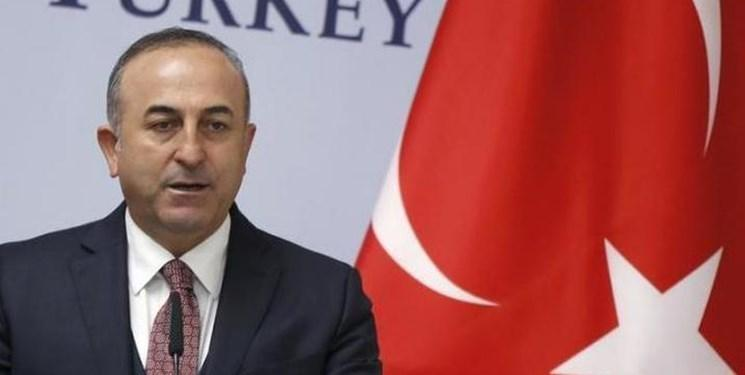 ترکیه: آماده حل و فصل مسائل با یونان به وسیله دیپلماسی هستیم