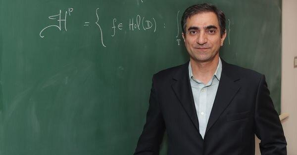 یک ایرانی رئیس انجمن ریاضی کانادا شد