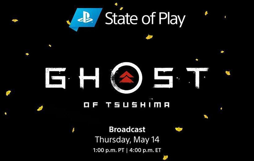 برنامه State of Play با موضوع Ghost of Tsushima پنج شنبه شب پخش می گردد