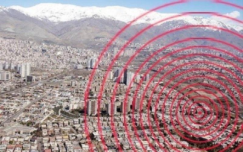 اعلام شرایط زرد در استان تهران ، آخرین شرایط منطقه زلزله زده دماوند