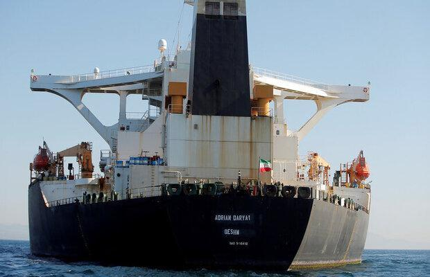 سومین نفتکش ایرانی وارد آب های ونزوئلا می گردد