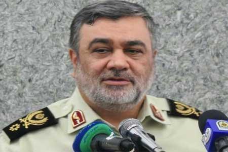 توضیحات فرمانده ناجا درباره غرق شدن اتباع افغانستانی در رودخانه هریرود