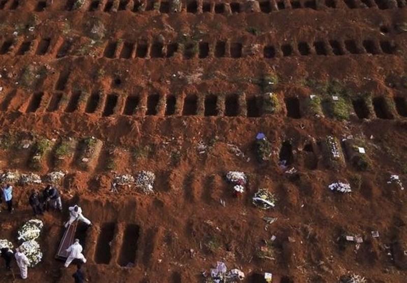 تعداد مبتلایان به کرونا در برزیل از مرز 4 میلیون نفر عبور کرد