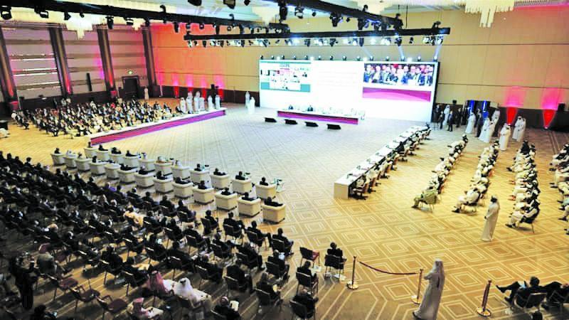 شروع مذاکرات بین الافغانی در دوحه