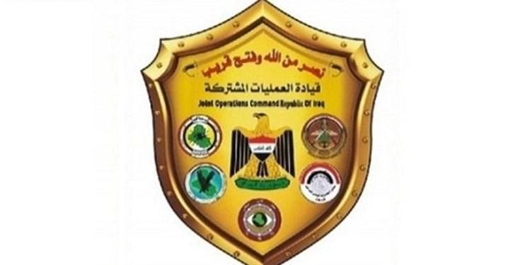 عملیات مشترک عراق: 14 گذرگاه مرزی عراق تحت سیطره کامل امنیتی است