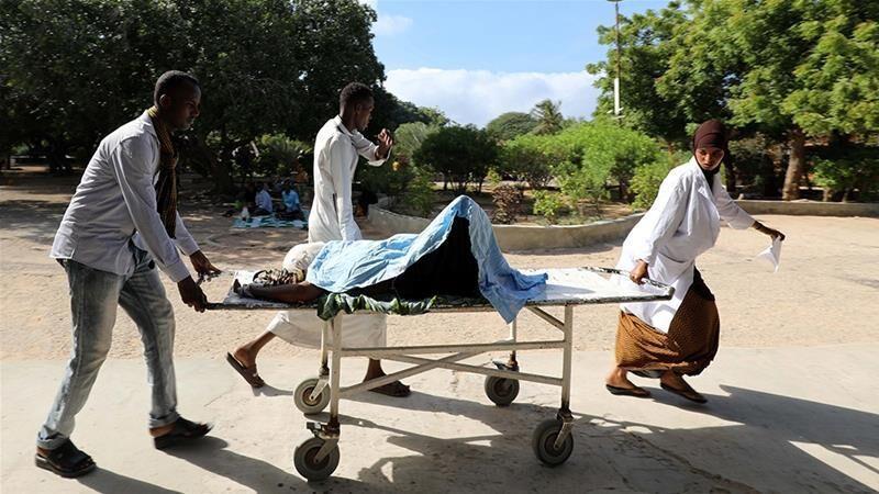 خبرنگاران عفو بین الملل: آمریکا برای حملات هوایی خود در سومالی غرامت بپردازد