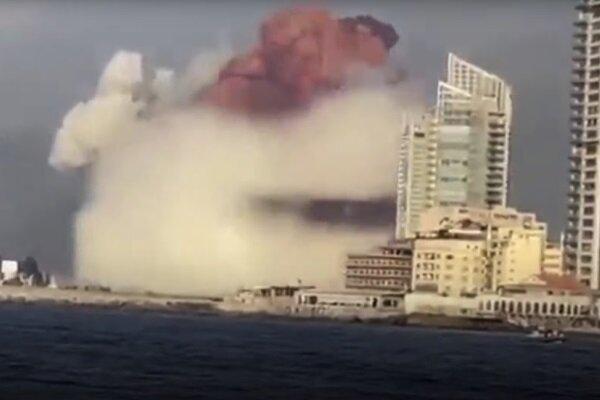 احتمال ارتباط گشت زنی4فروند هواپیمای جاسوسی آمریکابا انفجار بیروت