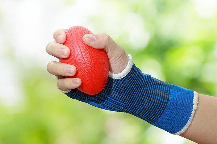 پنج ورزش برای برای بهبود قدرت دست