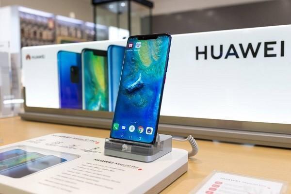 فروش 105 میلیون گوشی هوشمند هواوی در نیمه اول 2020