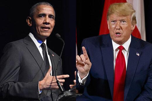 انتقاد اوباما به سوء استفاده ترامپ از پیشرفت سیستم پزشکی