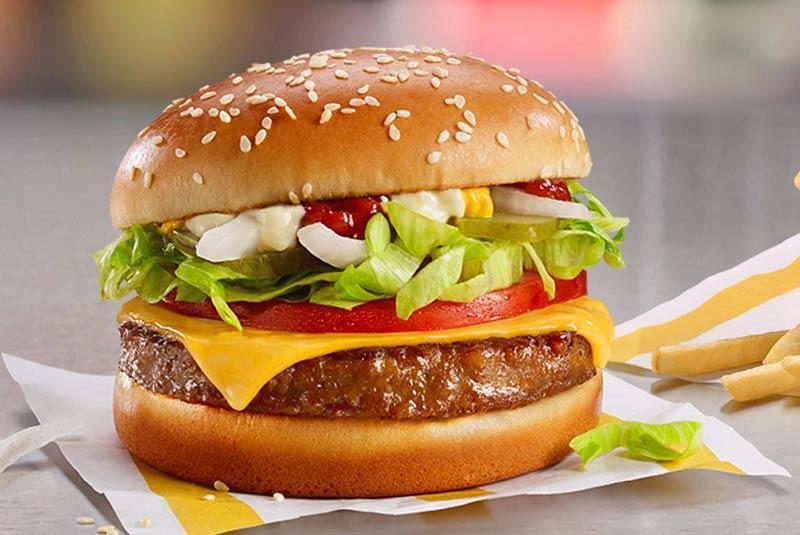 داستان همبرگرهای خوشمزه مک دونالد