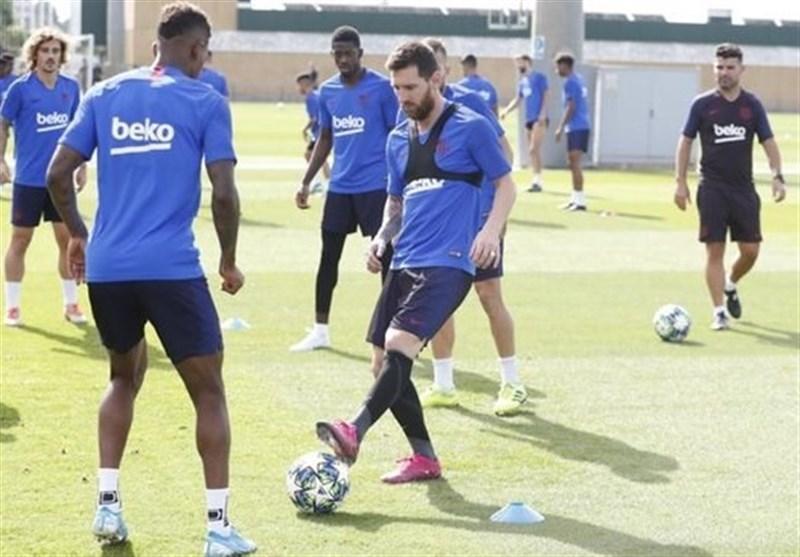 مسی دوشنبه هفته آینده به تمرینات بارسلونا برمی شود، پیشنهاد وسوسه انگیز منچسترسیتی به لئو