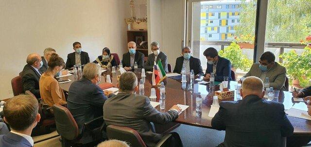 تداوم رایزنی های ایران و روسیه برای موفقیت بیشتر ماموریت کمیته قانون اساسی سوریه