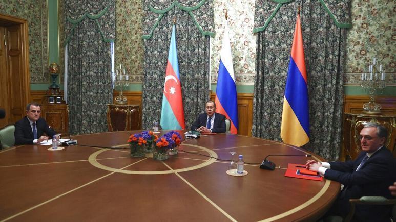 توافق آذربایجان و ارمنستان برای آتش بس موقت