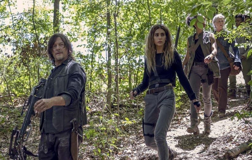 اسپین آف های سریال مردگان متحرک بعد از فصل یازدهم در راه است