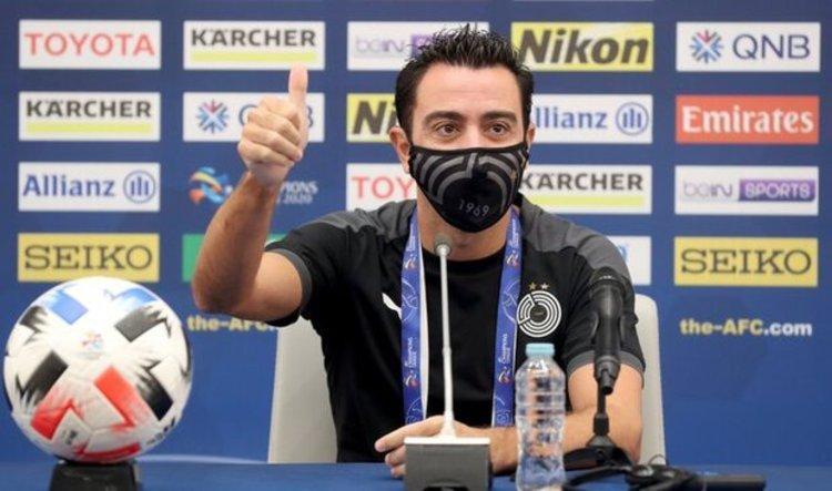 تعریف خاص ژاوی از تیم های ایرانی