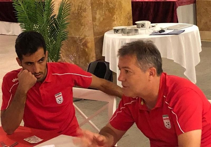 امیری: اسکوچیچ نشان داد مربی خوبی است، امیدوارم باز هم به جام جهانی صعود کنیم
