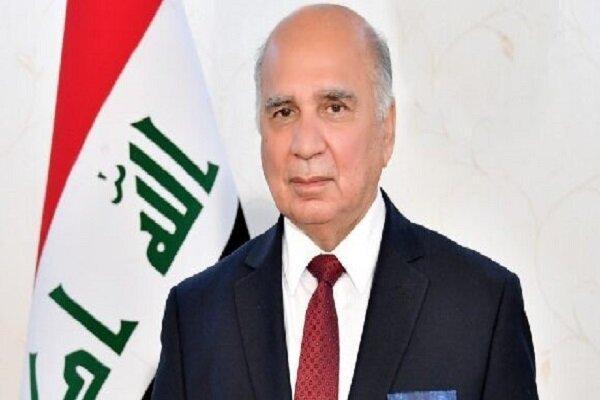 وزیر خارجه عراق به مسکو سفر می نماید