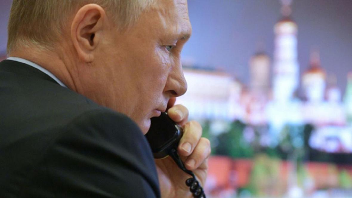 کرملین: پوتین برنامه ای برای تبادل نظر با سران اوپک پلاس ندارد