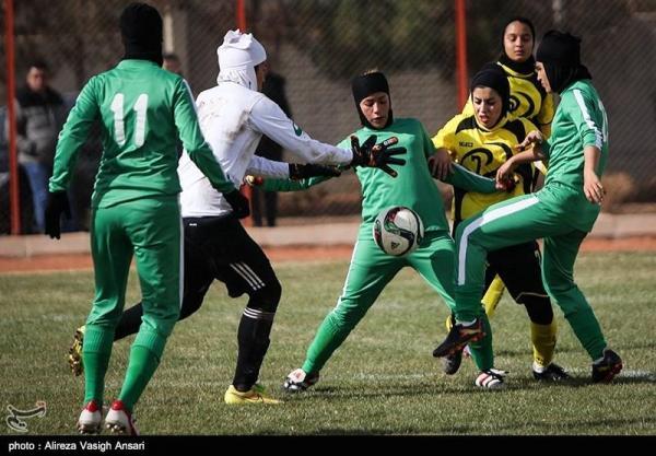 اعتصاب بازیکنان تیم فوتبال بانوان قشقایی شیراز