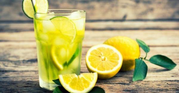 طرز تهیه لیموناد خانگی