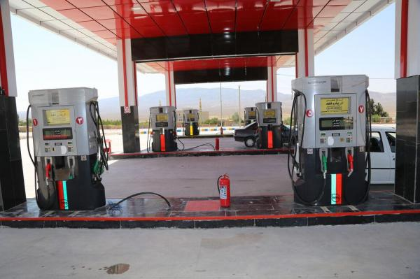 کاهش 21 درصدی مصرف بنزین در منطقه خراسان شمالی