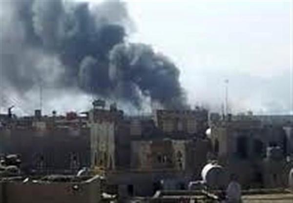 انفجار مهیب در عدن
