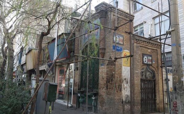 بازسازی سقاخانه 110ساله عزیز محمد در تهران شروع شد