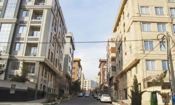 قیمت آپارتمان در مناطق جنوبی تهران