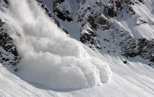 مرگ تلخ 4 اسکی باز در سقوط بهمن
