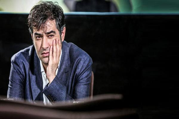 نمایش فیلمی با بازی شهاب حسینی در ایران
