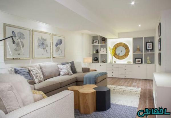 ایده های طراحی خانه منهای شصت